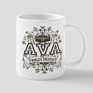 Property Of Ava Mug