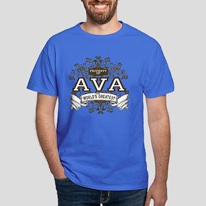 Property Of Ava Dark T-Shirt