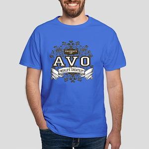 Property Of Avo Dark T-Shirt