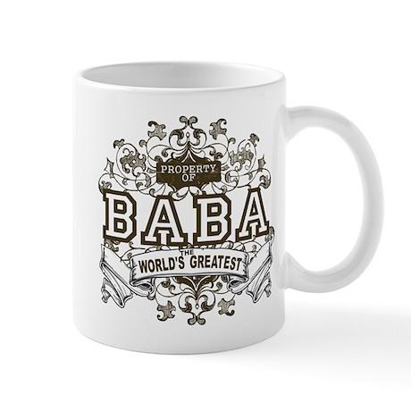 Property Of Baba Mug
