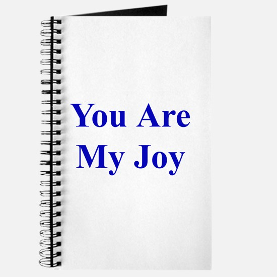 You Are My Joy blue Journal