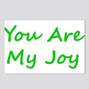 You Are My Joy green script Postcards (Package of