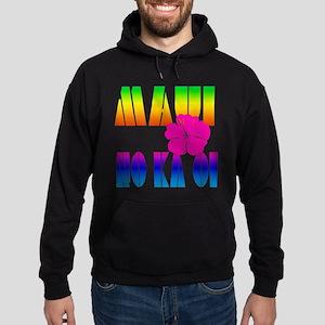 Maui No Ka Oi Hoodie (dark)