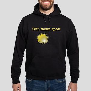 Out Damn Spot Hoodie (dark)