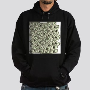 Money! $100 to be exact! Hoodie (dark)
