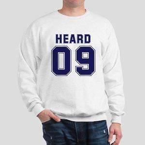 Heard 09 Sweatshirt