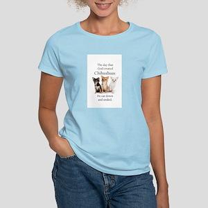 God-ChiJournal Women's Cap Sleeve T-Shirt