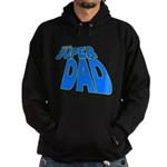 The Super Dad Hoodie (dark)