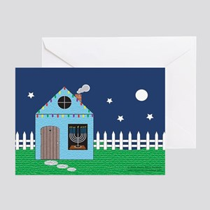 Holiday Glow Greeting Card (Pk Of 10)