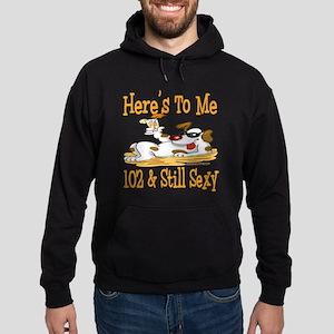 Cheers on 102nd Hoodie (dark)