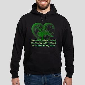 Pagan Treehugger Hoodie (dark)