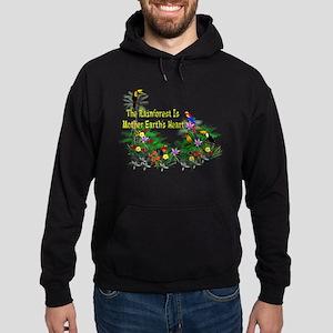 Save The Rainforest Hoodie (dark)