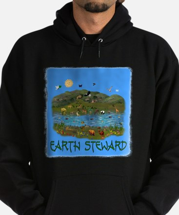 Earth Steward Hoodie (dark)