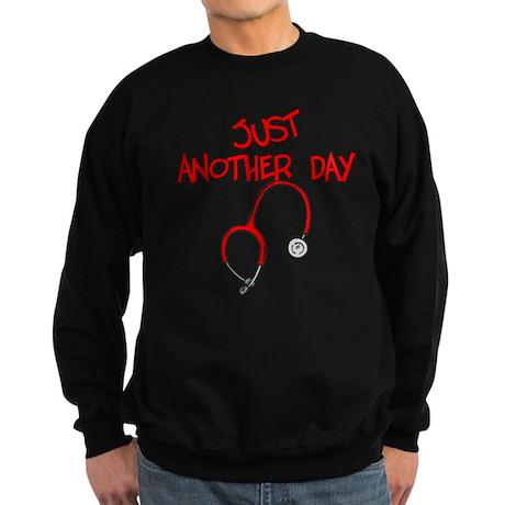 Just Another Day-Medical Sweatshirt (dark)