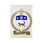 RENARD Family Crest Rectangle Magnet (10 pack)