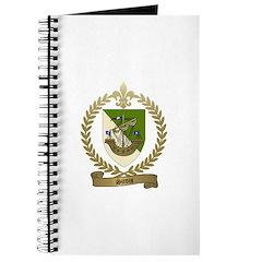 SIROIS Family Crest Journal