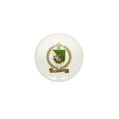 SIROIS Family Crest Mini Button (10 pack)