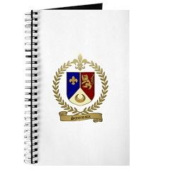 SIMONEAUX Family Crest Journal