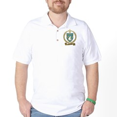 SERREAU Family Crest Golf Shirt