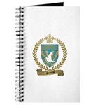 SERREAU Family Crest Journal