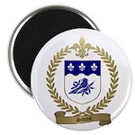 SAVOIE Family Crest Magnet