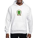 SANTIER Family Crest Hooded Sweatshirt