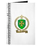 SANTIER Family Crest Journal