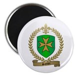 SANTIER Family Crest Magnet