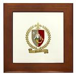 SAMSON Family Crest Framed Tile