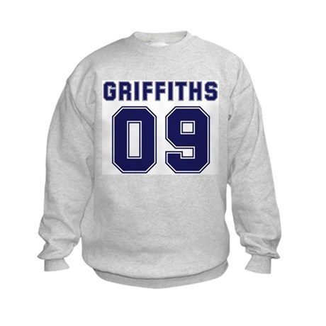 Griffiths 09 Kids Sweatshirt