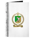 SALLE Family Crest Journal