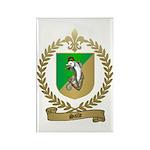SALLE Family Crest Rectangle Magnet (100 pack)