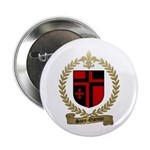 SAINT-QUENTIN Family Crest Button