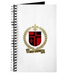 SAINT-QUENTIN Family Crest Journal