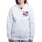 21st Birthday Gifts, 21, Magi Women's Zip Hoodie