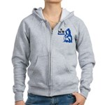 21 Year Old Romantic, 21st Women's Zip Hoodie