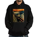 Scream 50th Hoodie (dark)