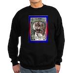 50th Birthday Gifts, Tigress Sweatshirt (dark)