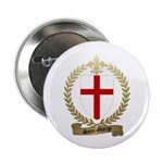 SAINT-GEORGE Family Crest Button