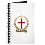 SAINT-GEORGE Family Crest Journal