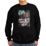 50th Birthday Gifts, 50 Sweatshirt (dark)