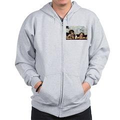 Raphael 50th Zip Hoodie