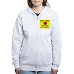 Humorous 50th Birthday Gifts! Women's Zip Hoodie