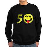 50 Sweatshirt (dark)