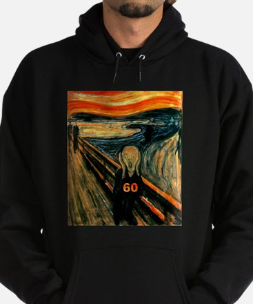 Scream 60th Hoodie (dark)