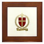 SAINT-ETIENNE Family Crest Framed Tile