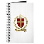 SAINT-ETIENNE Family Crest Journal