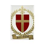 SAINT-ETIENNE Family Crest Rectangle Magnet (10 pa