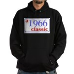 1966 Classic Hoodie (dark)
