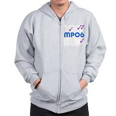 MP06, 2006, MP3 Zip Hoodie